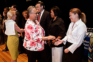 MCPS Retirees Honored at June 6 Retirement Reception