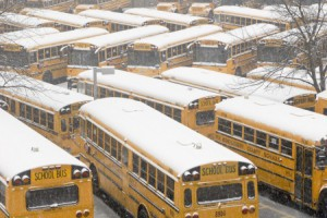 MCPS May Need to Extend School Year Due to Snow Days