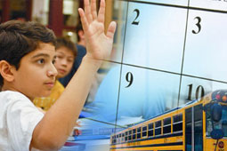 Plan Ahead with 2014–2015 School Calendar