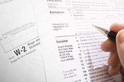 W-2s to Be Distributed by the End of January
