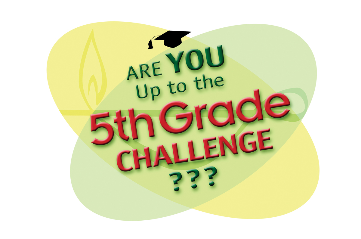 Are u up to the challenge?