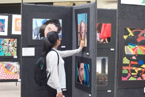 MCPS High School Art Show at Lakeforest Mall