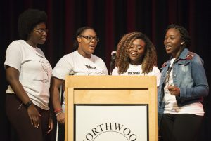 Eleventh annual Minority Scholars Program at Northwood High School in Silver Spring on Saturday February 25, 2017.