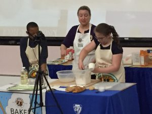 JHU bread baking