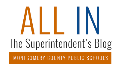 All In: What I Love About MCPS
