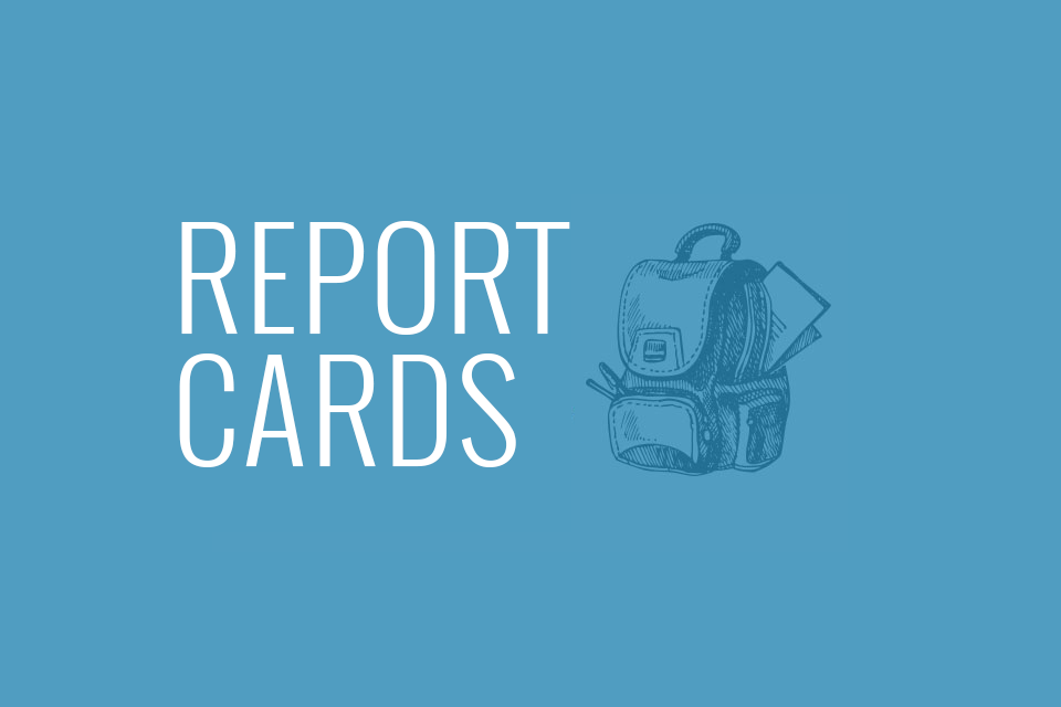 Report Cards to be Distributed Feb. 6