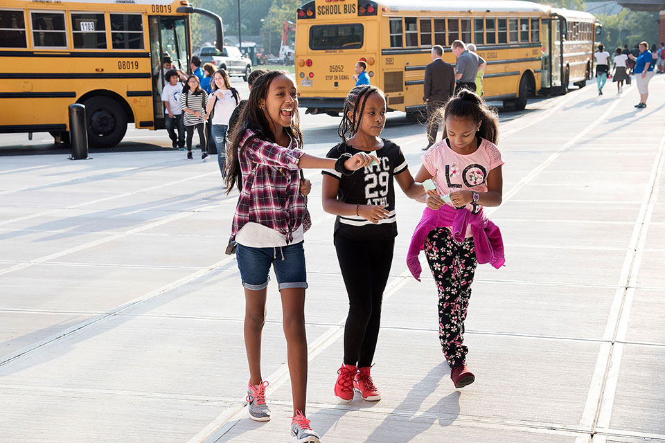 Creating Safe and Welcoming Schools for All Students