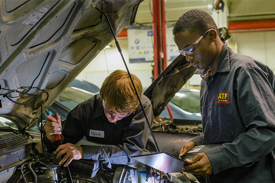 career and technology education programs in Career and technical education is a term applied to schools, institutions, and  educational programs that specialize in the skilled trades, applied.