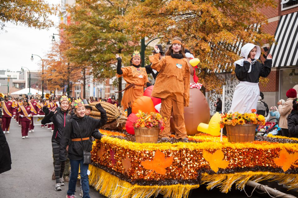 Join the Fun at the Montgomery County Thanksgiving Parade on Nov. 18