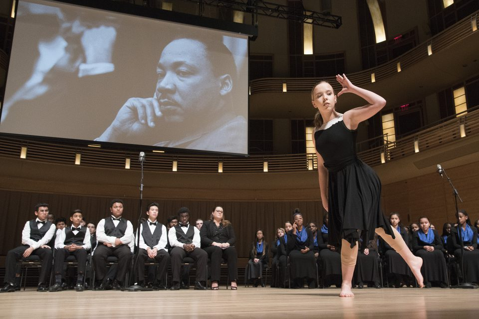 Martin Luther King Celebration to be Held Jan  21 at