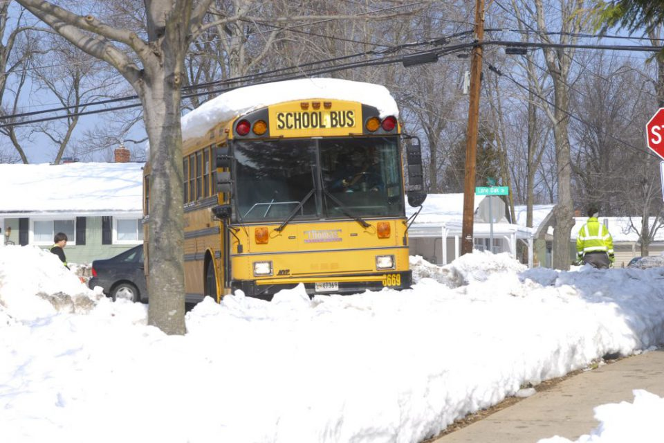 Winter Weather: Stay in Touch with MCPS