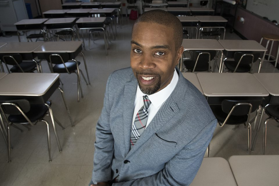 Blair Teacher Is Montgomery County Nominee for Post Teacher of the Year Award