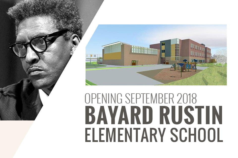 New Rockville Elementary School Named After Civil Rights Leader