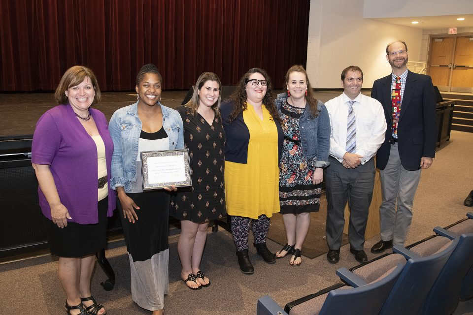 Honoring Contributions to Special Education