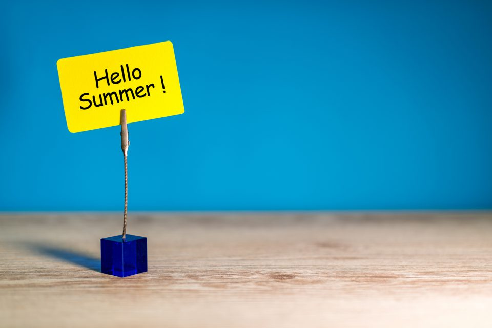 Important Summer Information from ERSC
