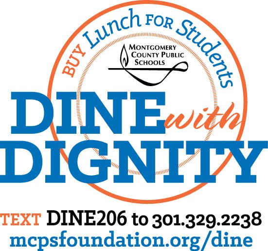 Montgomery County Public Schools: MCPS Foundation Launches Dine With Dignity Campaign