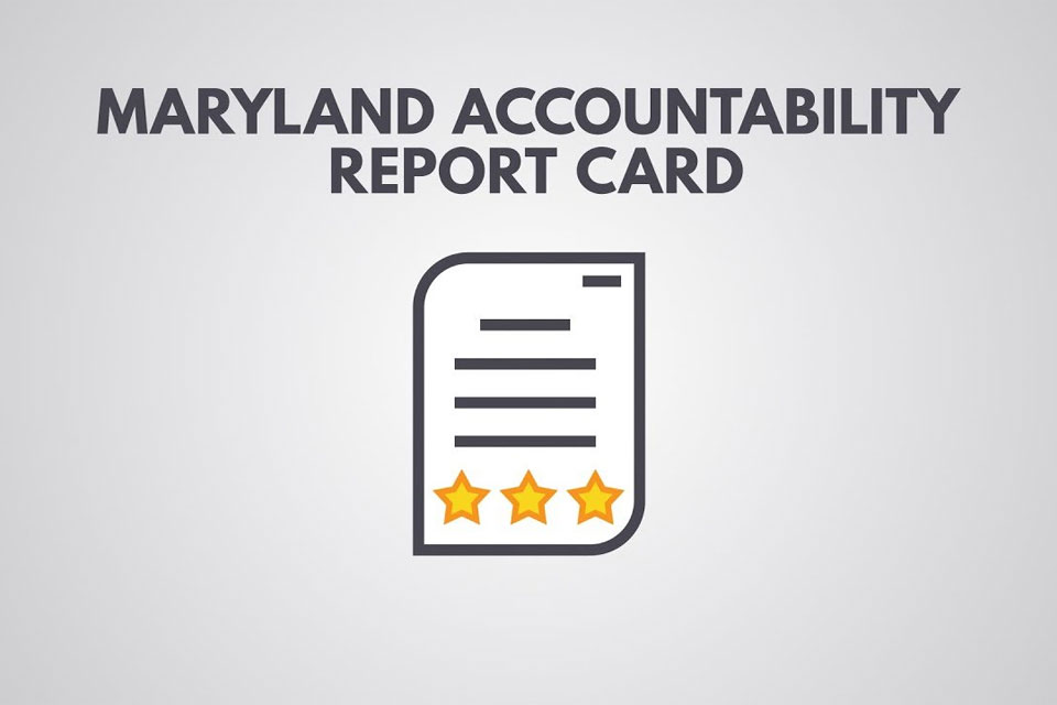 A Message from Dr. Smith on the Maryland Report Card