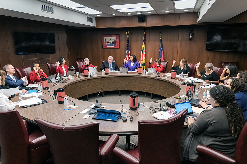 Board of Education Approves $2.68B Operating Budget for FY 2020