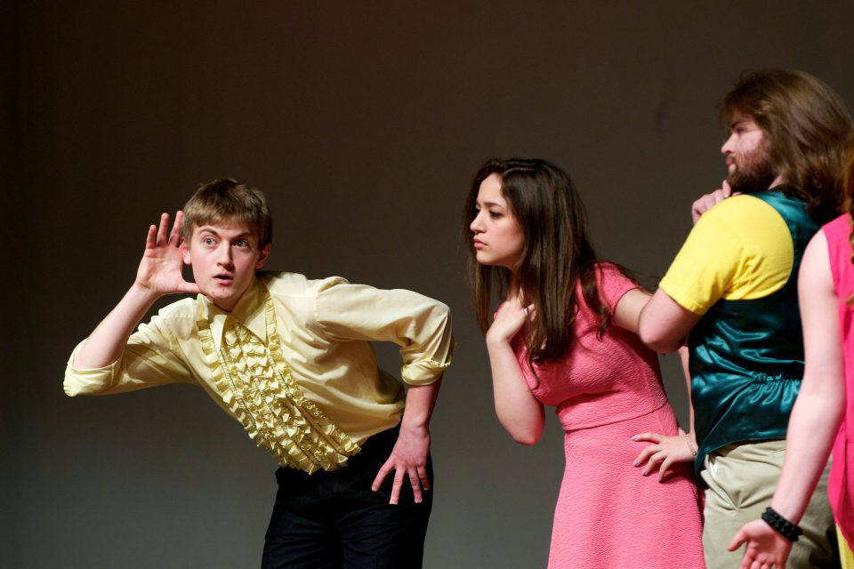 Spring Theater Schedule Is Out; Get Your Drama On!
