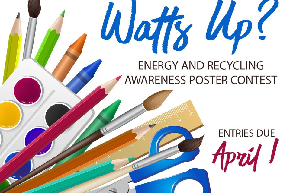 Poster Contest Open to Staff and Students