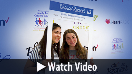 Choose Respect Conference Highlights Healthy Teen Dating