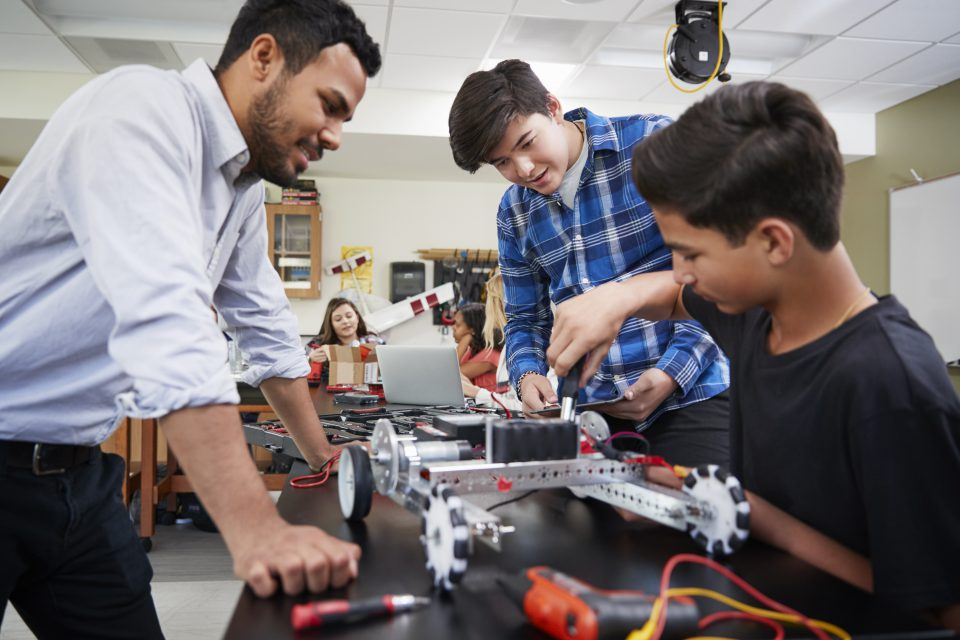 Registration for the 2019 High School Career Readiness Summer Camps Now Open