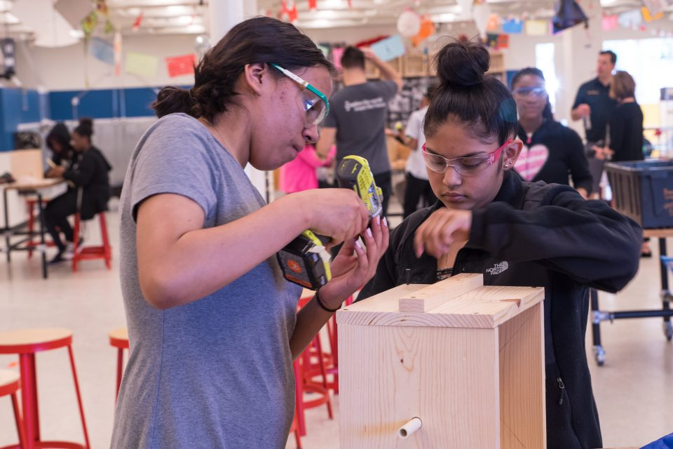All In: KID Museum Partnership Help Prepare Our Students for Their Futures