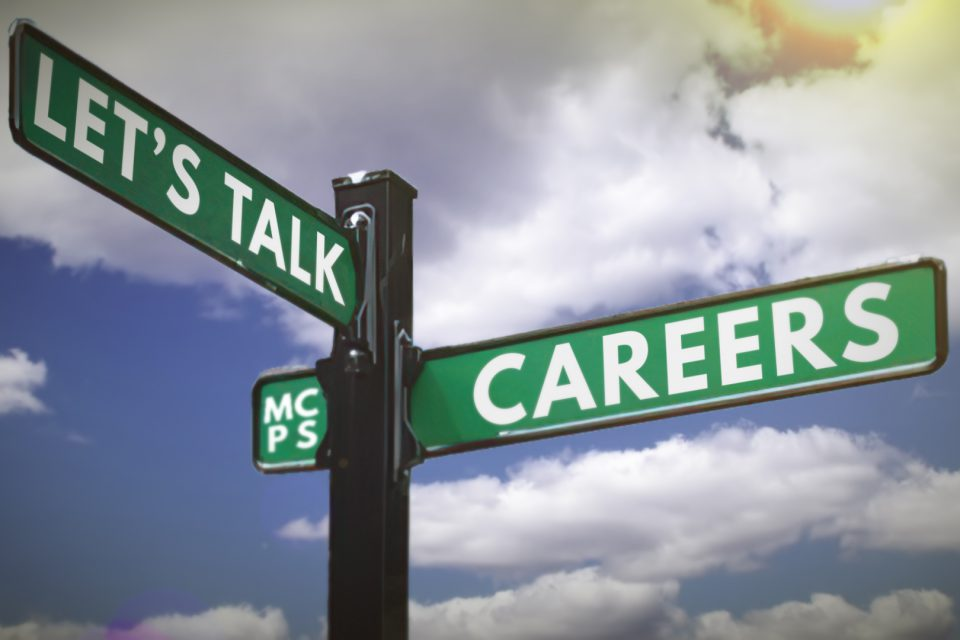 Let's Talk Careers Speaker Series Open to Secondary Students