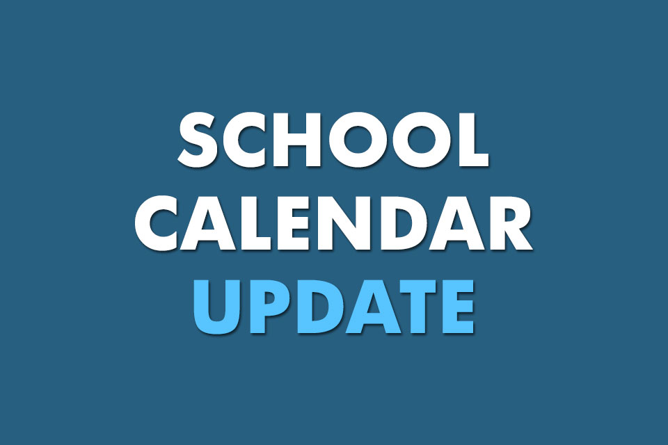 Changes Made to the 2020 2021 School Year Calendar   Montgomery