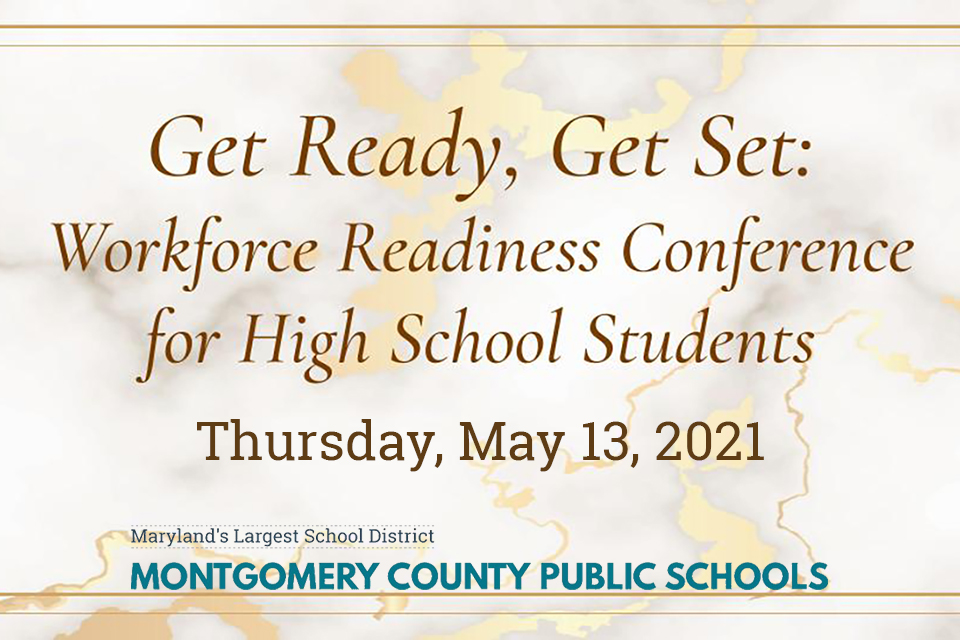 Workforce Readiness Conference for High School Students Set for May 13
