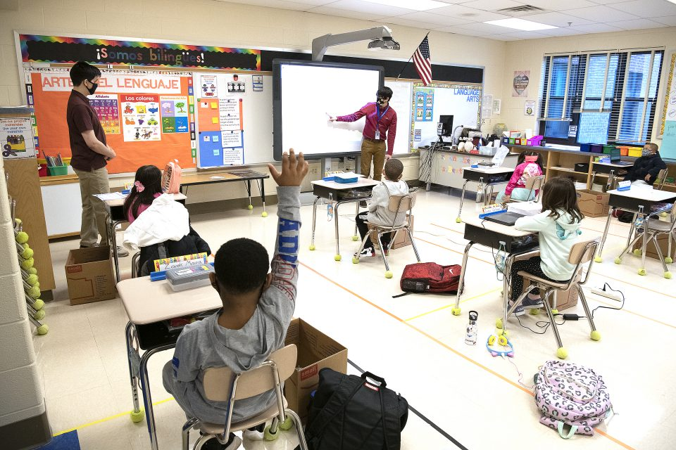 Interim Superintendent Unveils Five-Point Plan for Further COVID Safety, Mitigation