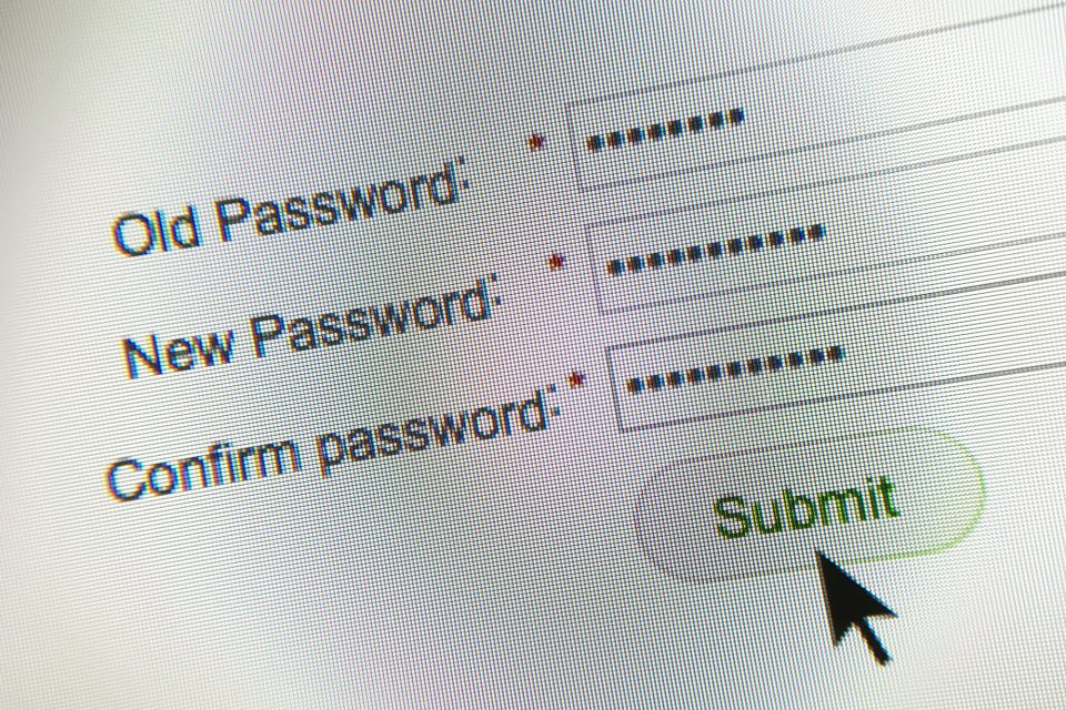 Students Must Change Passwords Annually